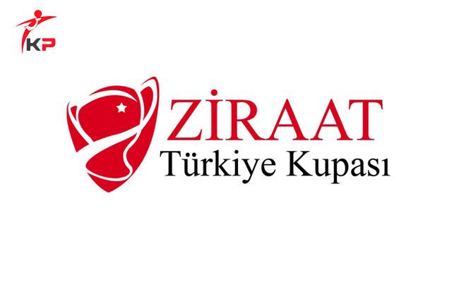 Ziraat Türkiye Kupası'nda Çeyrek Final ve Yarı Final Eşleşmeleri Belli Oldu!