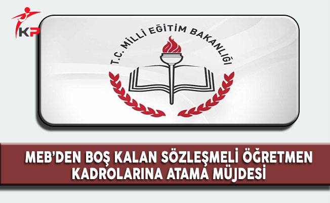 MEB'in Sosyal Medya Hesabından Öğretmen Adaylarına Müjde!