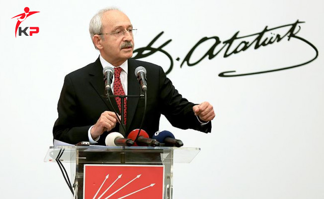 CHP Genel Başkanı Kılıçdaroğlu'ndan Referandum Açıklaması