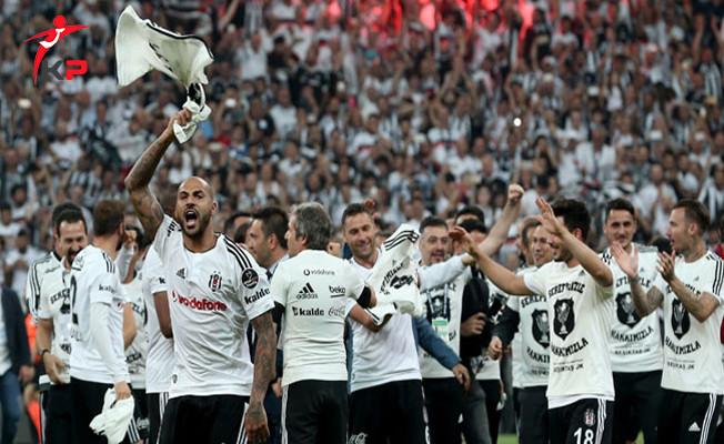2016- 2017 Süper Lig Şampiyonu Beşiktaş Oldu
