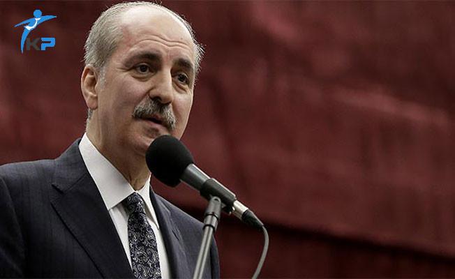 Başbakan Yardımcısı Numan Kurtulmuş Kudüs Temalı Konserde Açıklamalarda Bulundu