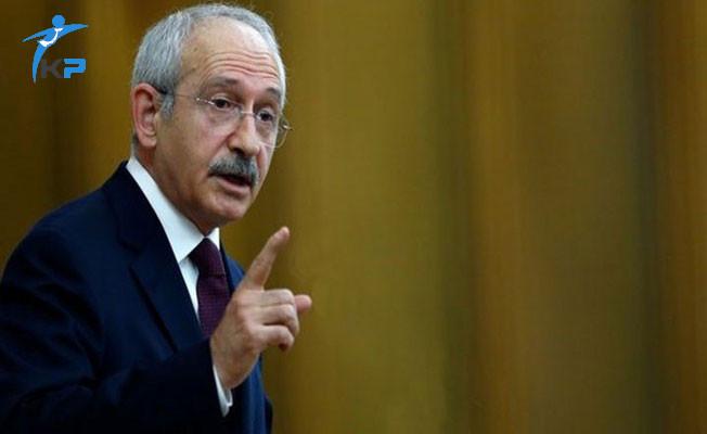 CHP Genel Başkanı Kılıçdaroğlu'dan Önemli Açıklamalar!