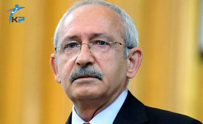 CHP Genel Başkanı Kılıçdaroğlu'ndan Marmaris'te Yaşanan Kazaya İlişkin Açıklama