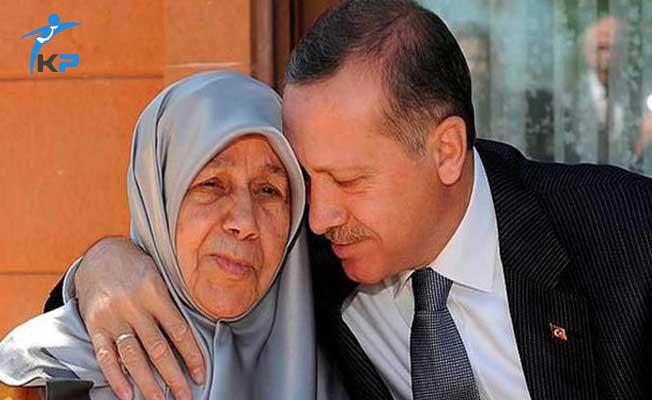 Cumhurbaşkanı Erdoğan'dan Anneler Gününe Özel Kutlama Mesajı