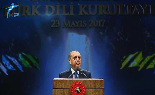 Cumhurbaşkanı Erdoğan'dan 'F Klavye' Hatırlatması