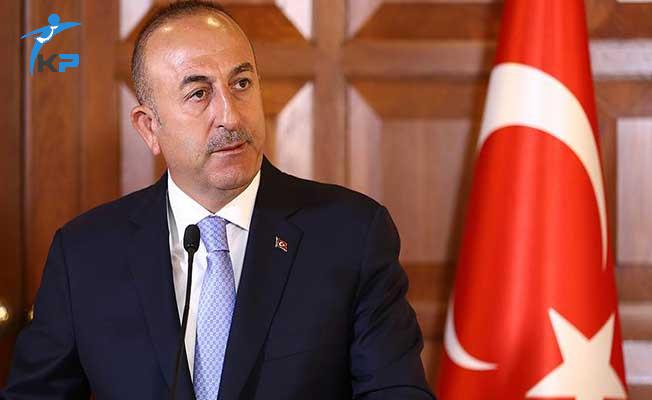 Dışişleri Bakanı Çavuşoğlu'ndan Çok Önemli İncirlik Açıklaması