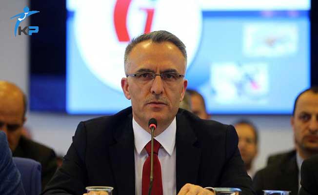 Maliye Bakanı Ağbal'dan Gecikme Faizi Açıklaması !