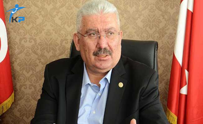 MHP Genel Başkan Yardımcısı Yalçın: Bir Daha Parlamenter Sisteme Geri Dönüş Yok