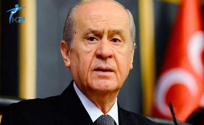 MHP Lideri Bahçeli'den Cumhurbaşkanı Erdoğan Açıklaması