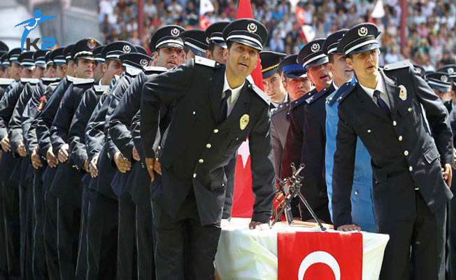 Polis Akademisi PMYO 2500 Polis Alımı  Başvuru Ekranı Açıldı