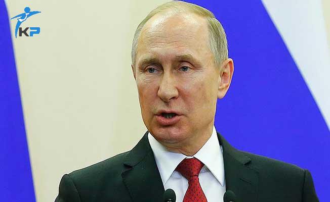 Rusya Devlet Başkanı Putin'den YPG'ye Silah Yardımı Açıklaması
