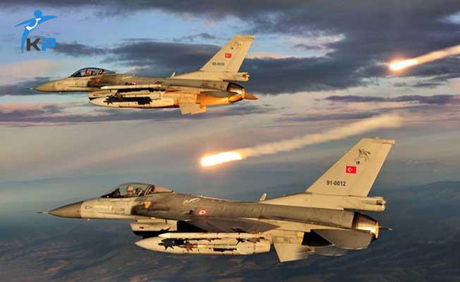 TSK Kato Dağı'na Hava Harekatı Düzenledi!