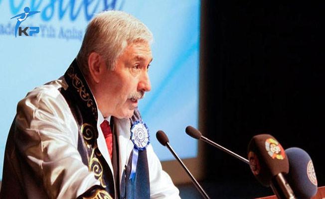 Ege Üniversitesi eski rektörü Prof. Dr. Hoşcoşkun kamudan ihraç edildi