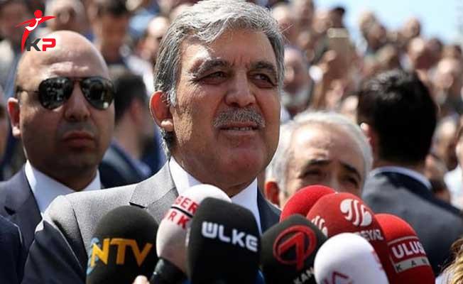 Abdullah Gül'ün Danışmanı Hakkında Yeniden Yakalama Kararı Verildi