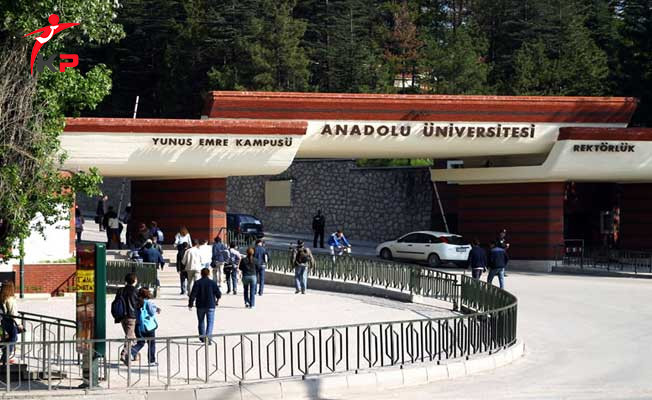 Anadolu Üniversitesi AÖF İkinci Üniversite Ön Başvuruları Başladı