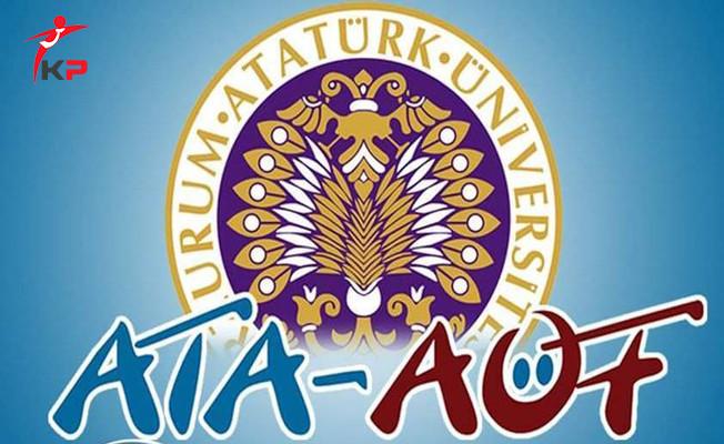 Atatürk Üniversitesi Açıköğretim Fakültesi Bütünleme Sınavı Sınav Merkezi Değişikliği Duyurusu