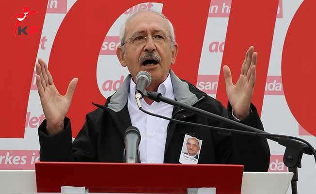 CHP Lideri Kılıçdaroğlu: Mağdurlar İçin Yürüyorum