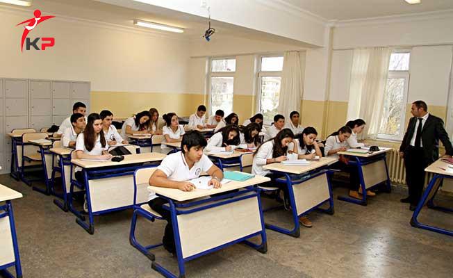 Ders Saatlerinde Yapılan Değişiklikler ve Birleştirilen Dersler