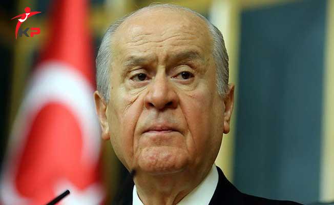 MHP Genel Başkanı Bahçeli'den Sert Yürüyüş Tepkisi: Adalet Yolda Bulacağımız Kayıp Eşya Değildir!