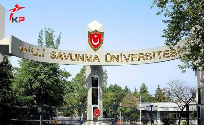 Milli Savunma Üniversitesi Öğrenci Alımı Başvuru Sonuçları Açıklandı