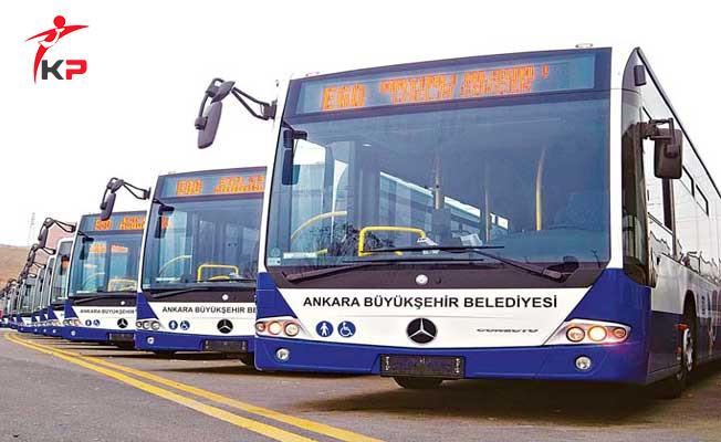 15 Temmuz'da Ankara'da Ulaşım Ücretsiz Olacak!