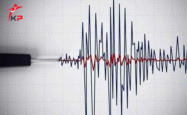 Adıyaman'da Deprem !