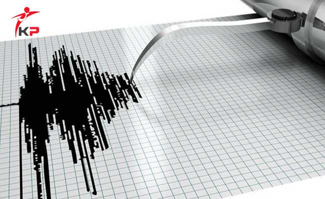 Bodrum'da 4 Şiddetinde Bir Deprem Daha Kaydedildi !