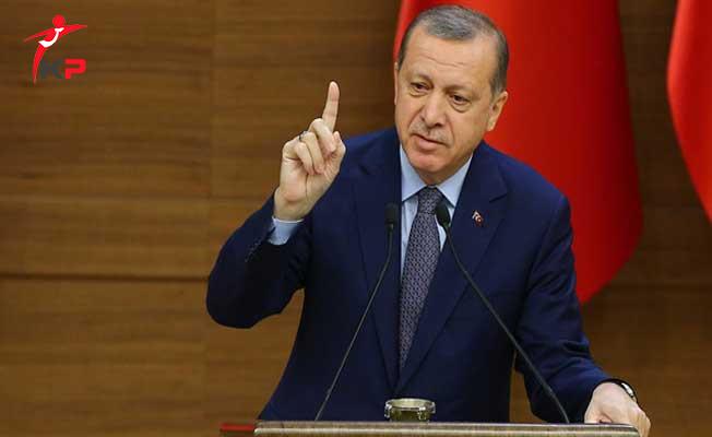 Cumhurbaşkanı Erdoğan'dan Alman Gazeteciye ''Bunu Yayınlayacaksın Tamam Mı Silmek Yok''