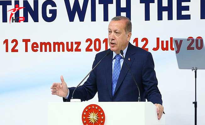 Cumhurbaşkanı Erdoğan'dan Çok Önemli OHAL Açıklaması !