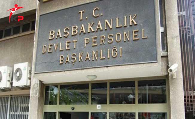 DPB'den Kamu Kurum ve Kuruluşlarına Personel Alım Uyarısı