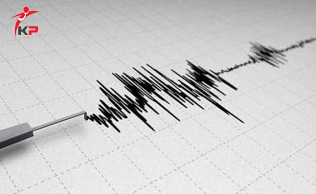 Ege Denizi Yine Sallandı! Kandilli Depremin Büyüklüğünü 5.0 Olarak Açıkladı