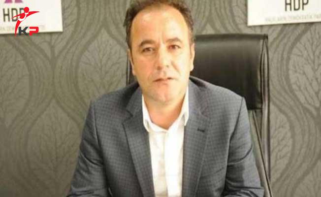 HDP Siirt İl Başkanı Çetin Gözaltına Alındı