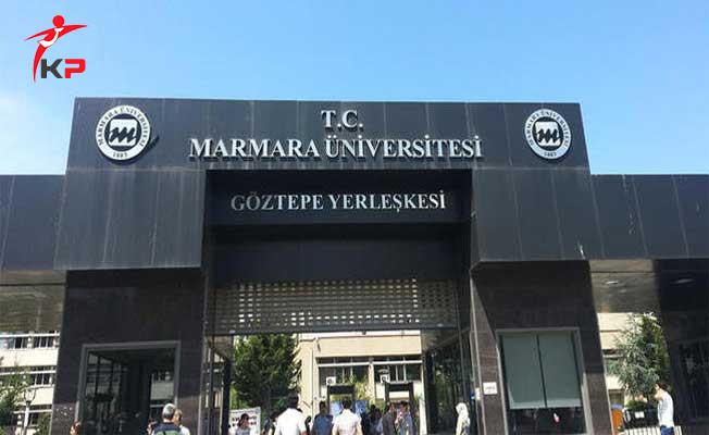 Marmara Üniversitesi Hocalarına Soruşturma Açıldı