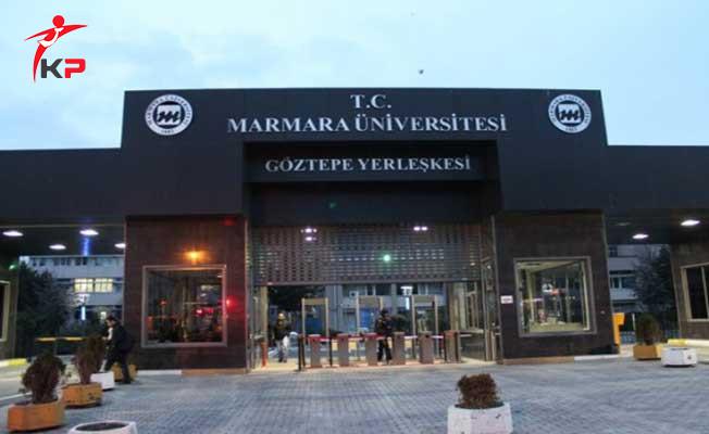 Marmara Üniversitesinde Torpil İddiası