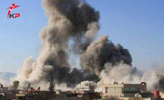 PKK/PYD Suriye'de Yine Sivilleri Hedef Aldı! Ölü ve Yaralılar Var