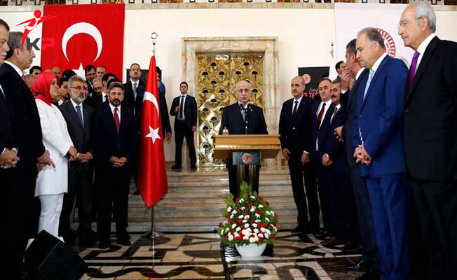 SON DAKİKA... 15 Temmuz Programı Son Anda Değişti CHP Boykot Kararı Aldı!