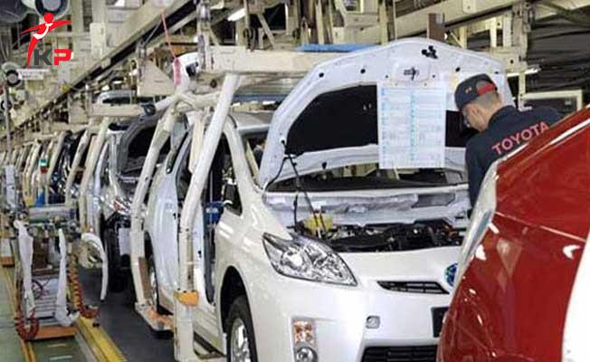 Toyota Türkiye Üretimine Ara Verdi!
