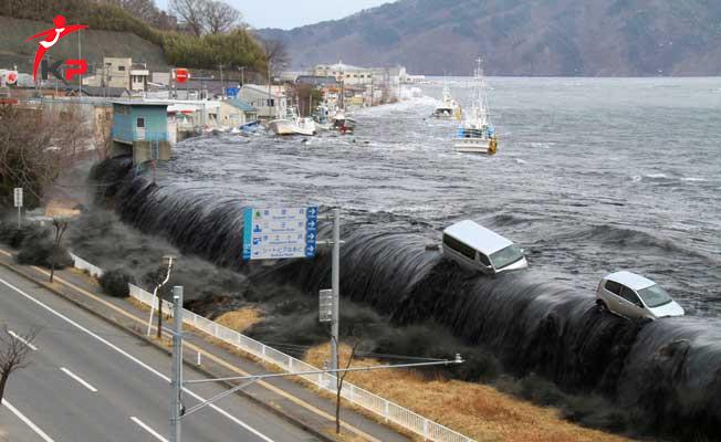 Tsunami Nedir ? Nasıl Meydana Gelir ?