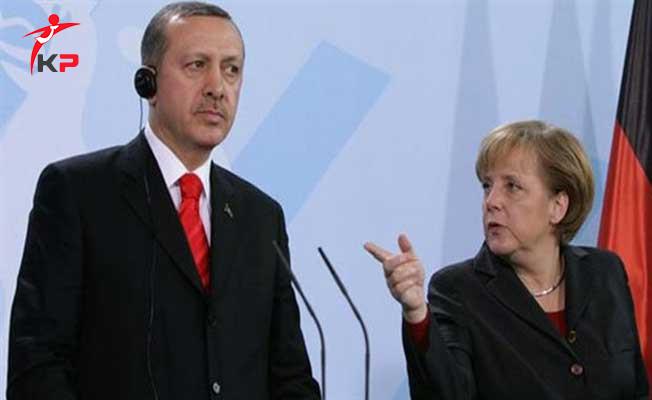 Türkiye ile Almanya Arasındaki İpler Gerildi