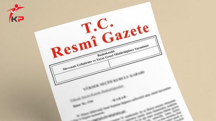 1 Ağustos 2017 Tarihli Atama Kararları Resmi Gazete'de Yayınlandı