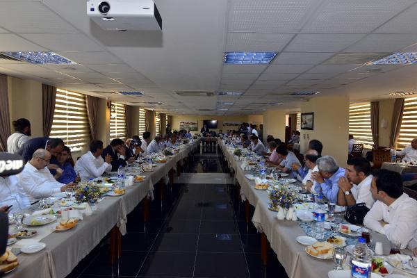 AK Parti Genel Başkan Yardımcısı Hamza Dağ'dan Muhalefete Eleştiri Geldi