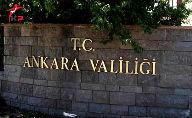 Ankara Valiliği, IŞİD Tehdidine Karşı Toplu Etkinlikleri Yasakladı