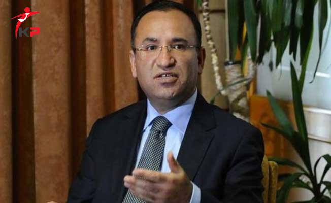 Ayhan Oğan'ın Açıklamalarına İlişkin Başbakan Yardımcısı Bozdağ'dan İlk Değerlendirme