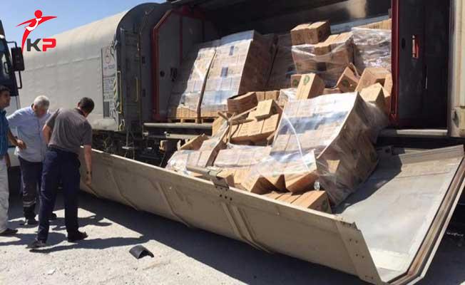 Bitlis'te Talihsiz Kaza ! Askerlerin Üzerine Vagon Kapağı Düştü