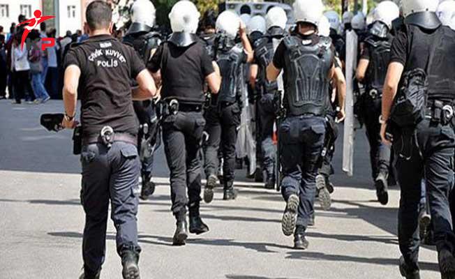 Çevik Kuvvete 'Devrem' Hitabı Talimatı