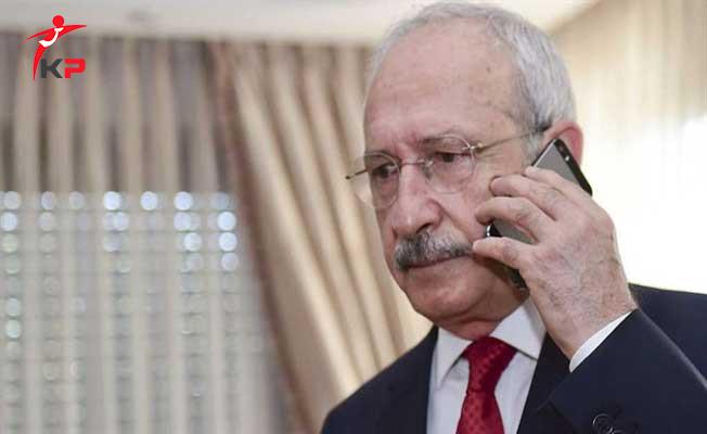 CHP Lideri Kılıçdaroğlu Şehit Ailelerini Aradı