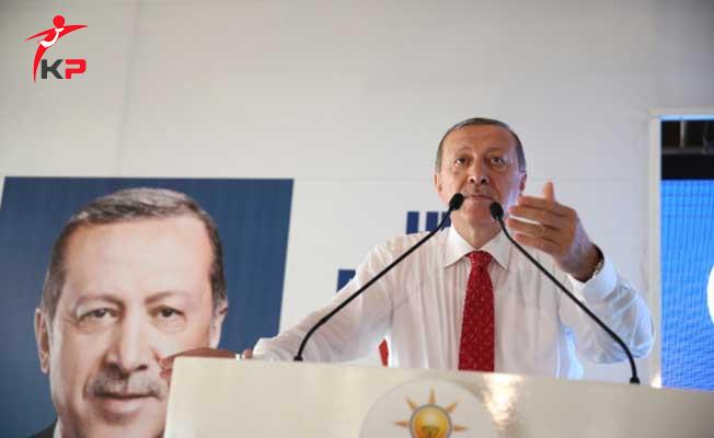 Cumhurbaşkanı Erdoğan Yoklama Yaptı ! Bir AK Parti'li İki Kez Ayağa Kalktı