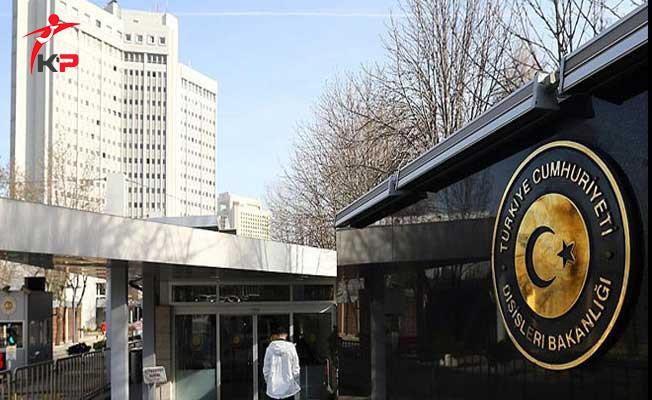 Dışişleri Bakanlığı Camiye Gerçekleştirilen Terör Saldırısını Lanetlediğini Açıkladı