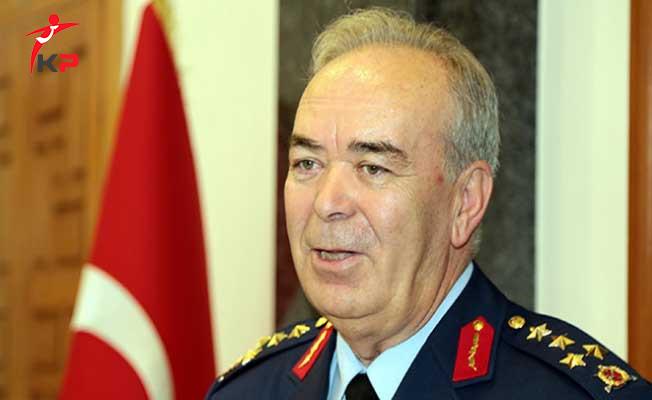 Hava Kuvvetleri Komutanı Orgeneral Ünal'ın Kayseri'de Veda Ziyareti