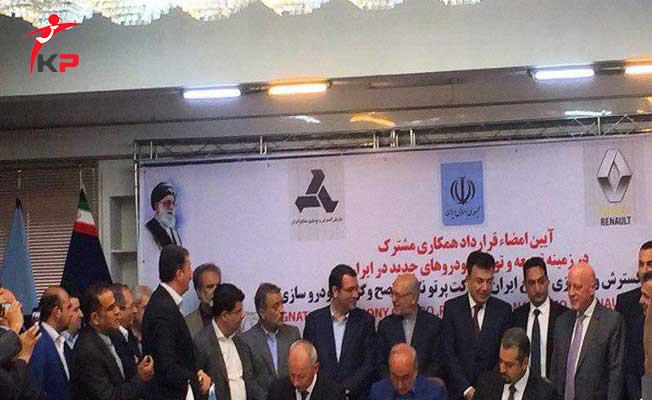 İran Tarihi Bir Anlaşmaya İmza Attı